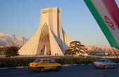 City of Tehran — Stock Photo