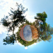 Little Planet - Stock Photo