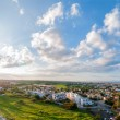 Panoramic view of Protaras - Stock Photo