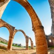 Ruins of Agios Sozomenos — Stock Photo