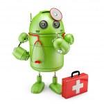 Medic Robot — Stock Photo