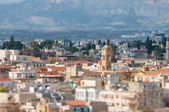 A view of Nicosia — Stock Photo