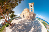 Church Profitis Ilias — Stock Photo