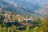 Village in the Nicosia District of Cyprus — Stock Photo