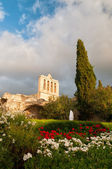 Medieval Abbey in Cyprus — Stock Photo
