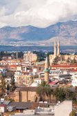 Northern part of old city, Nicosia, Cyprus — Stock Photo