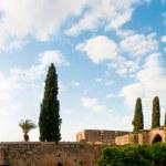 Abadía de Bellapais. Distrito de Kyrenia. Chipre — Foto de Stock   #50050003
