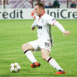 Rooney of Manchester United - Foto Stock