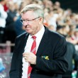 Sir Alex Ferguson — Stock Photo