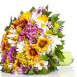 Stock Photo: Colorful bouquet