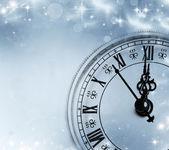 Nový rok pozadí — Stock fotografie