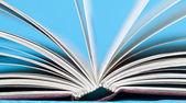 Libro abierto — Foto de Stock