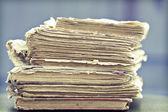 Old books — ストック写真