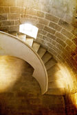 Stairs to the tower — Foto de Stock