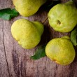 Harvested pears — Stock Photo #12187259
