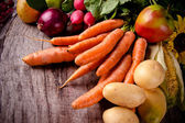 Fresh vegetable — Stock Photo