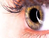 Eye of Woman — Stock Photo