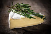 Brie Cheese — Foto de Stock