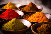 Assorted spices — Stock Photo