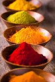Assorted spices — Stock fotografie