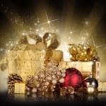 Christmas gifts — Stock Photo #13708912