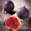 Fresh figs - Foto de Stock