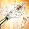 Champagne explosion — Stock Photo #13855263