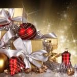 Christmas background — Stock Photo #14026716