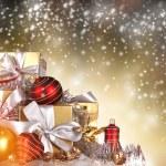 Christmas gifts — Stock Photo #14026828