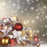 Christmas gifts — Stock Photo #14026758