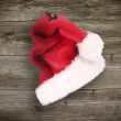 Stock Photo: Santa cap
