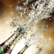 Champagne explosion — Stock Photo #14047047