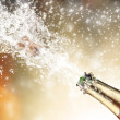 Champagne explosion — Stock Photo #14047059