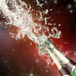 Champagne explosion — Stock Photo #14047067