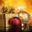 Christmas gifts — Stock Photo #14702723