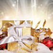 Christmas gifts — Stock Photo #14702887