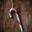 Christmas lolipop - Stock Photo