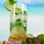 Mojito cocktail — Stock Photo #20320039