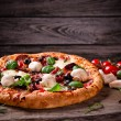 Delicious italian pizza — Stock Photo #20320853