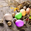 Colorful easter eggs — Stock Photo #21251211