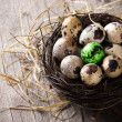Colorful easter eggs — Stock Photo #22007949