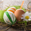 Colorful easter eggs — Stock Photo #22007989