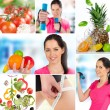 Stock Photo: Healthy life style