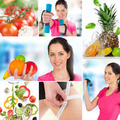 Healthy life style — Stock Photo