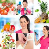 Sağlıklı yaşam tarzı — Stok fotoğraf