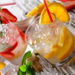 Summer drinks — Stock fotografie