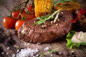Heerlijke biefstuk — Stockfoto
