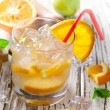 Summer drinks — Stockfoto