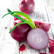 Purple onion — Stock Photo #26131563