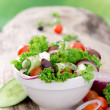 fresh salad&quot — Stock Photo #30589441